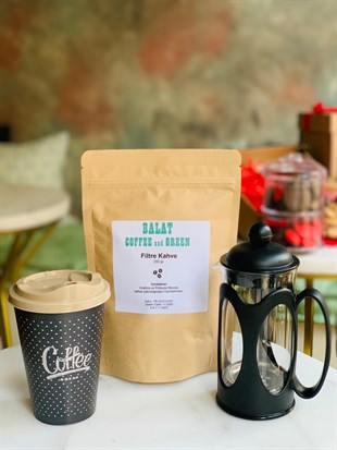 BALAT COFFEE and GREEN FİLTRE KAHVE SETİ
