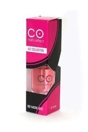 CO NAILS EFFECT ACI SOLÜSYON (12 ML)