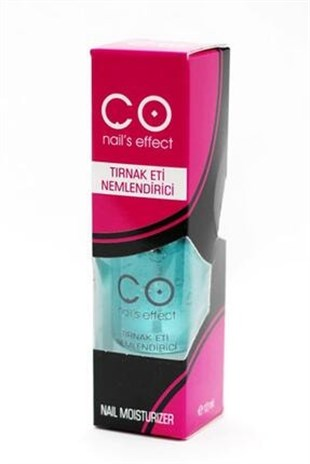 CO NAILS EFFECT TIRNAK ETİ NEMLENDİRİCİ (12 ML)